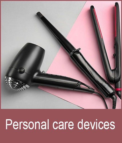 Personal care devices